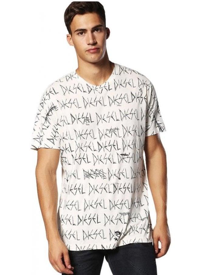 DIESEL T-joe-rq Tshirt 129