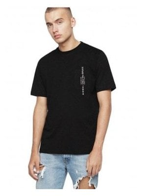 T-just Pocket T Shirt 900 Black