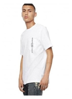 T-Just Pocket T-Shirt White