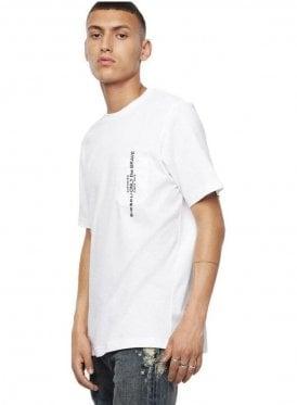 T-Just Pocket T-Shirt White