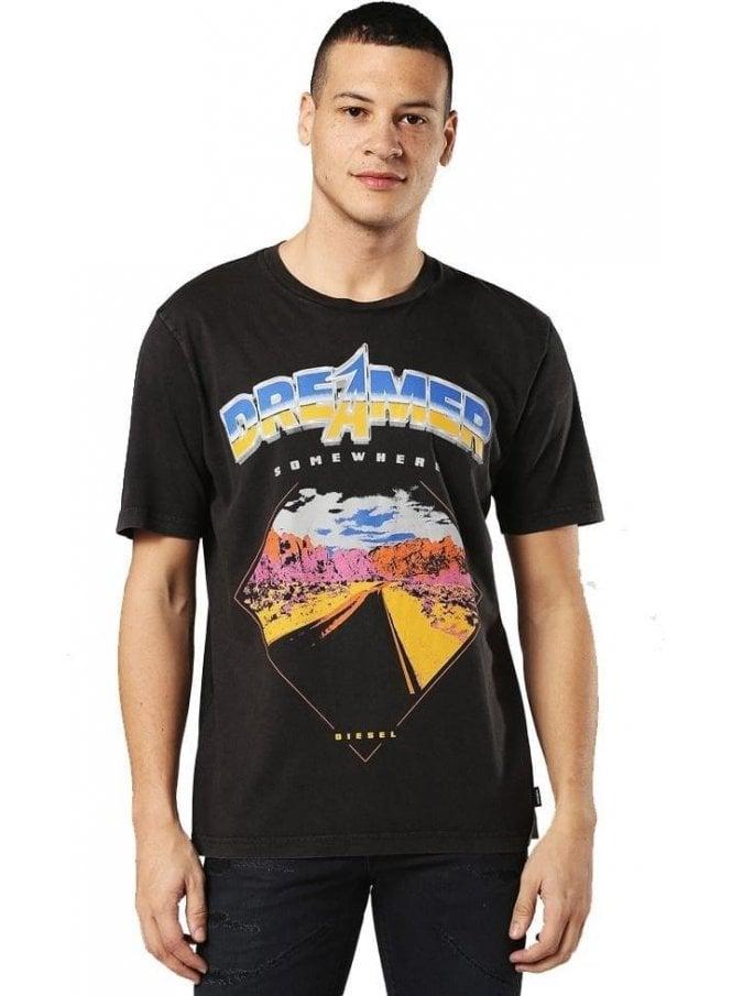 DIESEL T-just Sr T Shirt 900