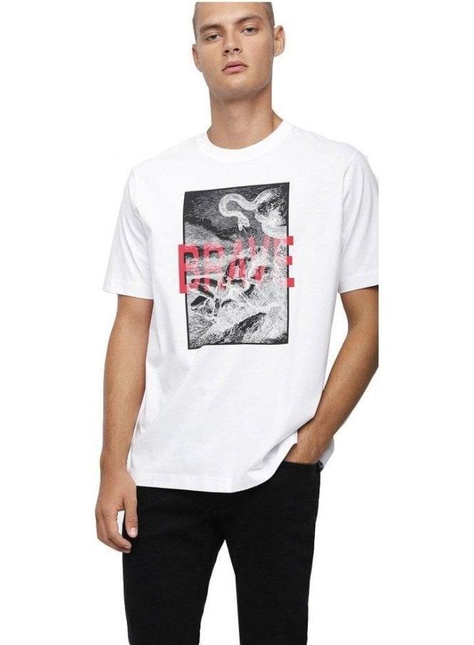 DIESEL T JUST XZ T-Shirt