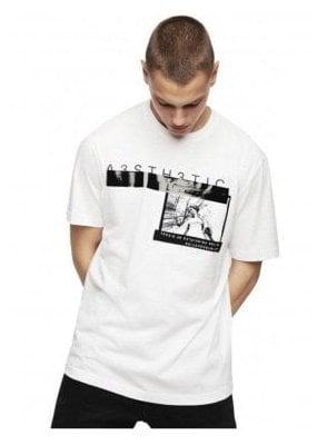 T-JUST YP T-Shirt - White