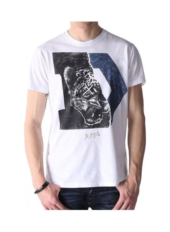 DIESEL T-migues T Shirt 100