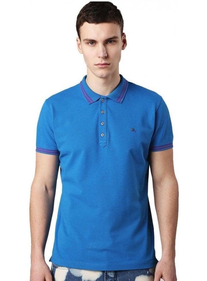 DIESEL T-randy Polo Blue 8er