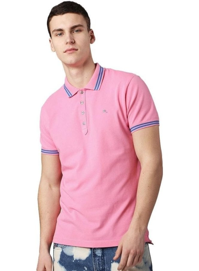 DIESEL T-randy Polo Pink 31j