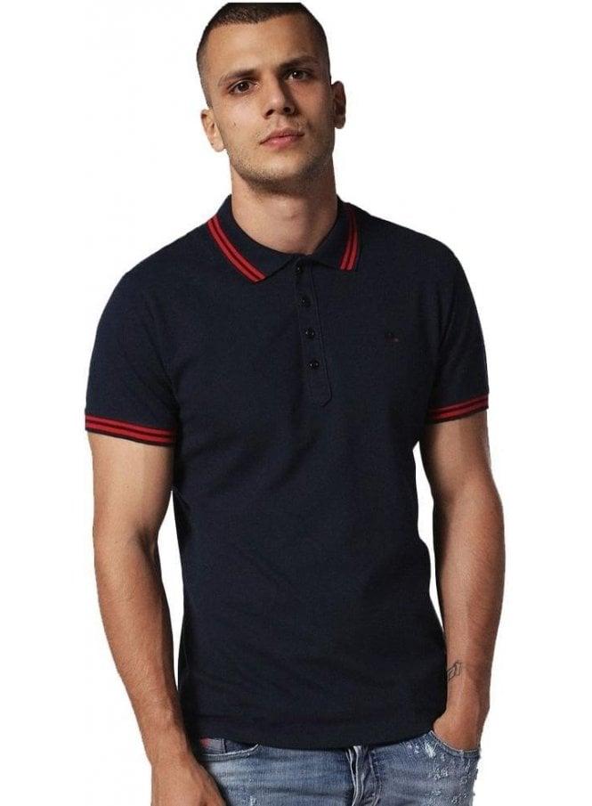 DIESEL T-randy S/s Polo Tshirt 81e