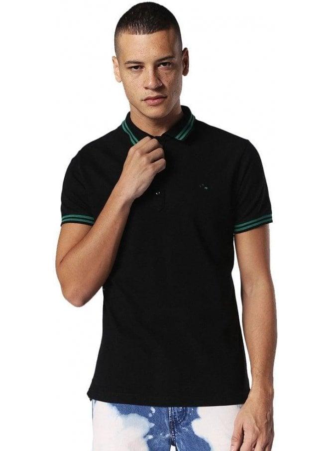 DIESEL T-randy S/s Polo Tshirt 900c