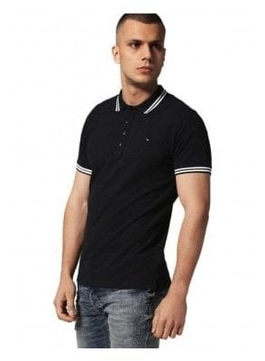 T-randy S/s Polo Tshirt Black