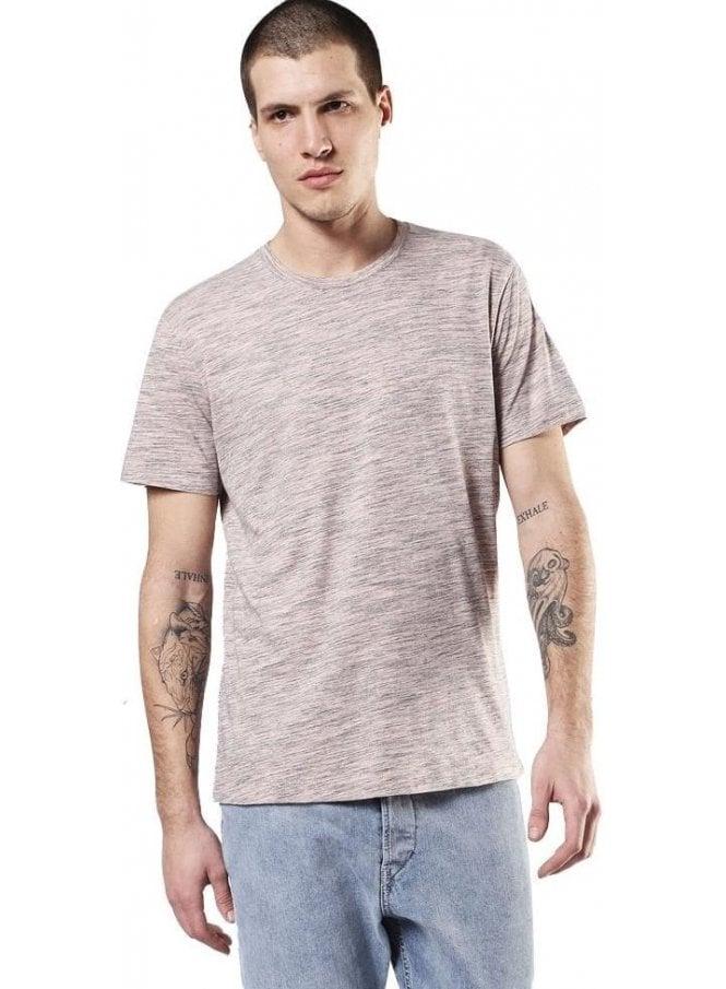 DIESEL T-sirio Speckled Design S/s Tshirt 32w