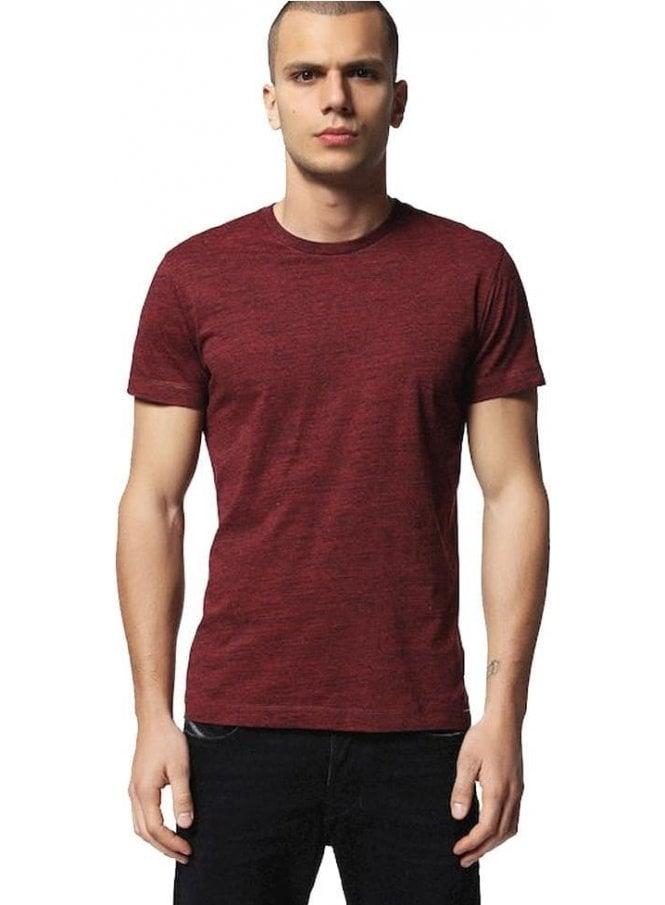 DIESEL T-sirio Speckled Design S/s Tshirt 43u