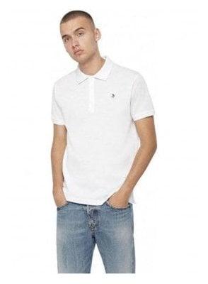 T-weet Polo Shirt - White