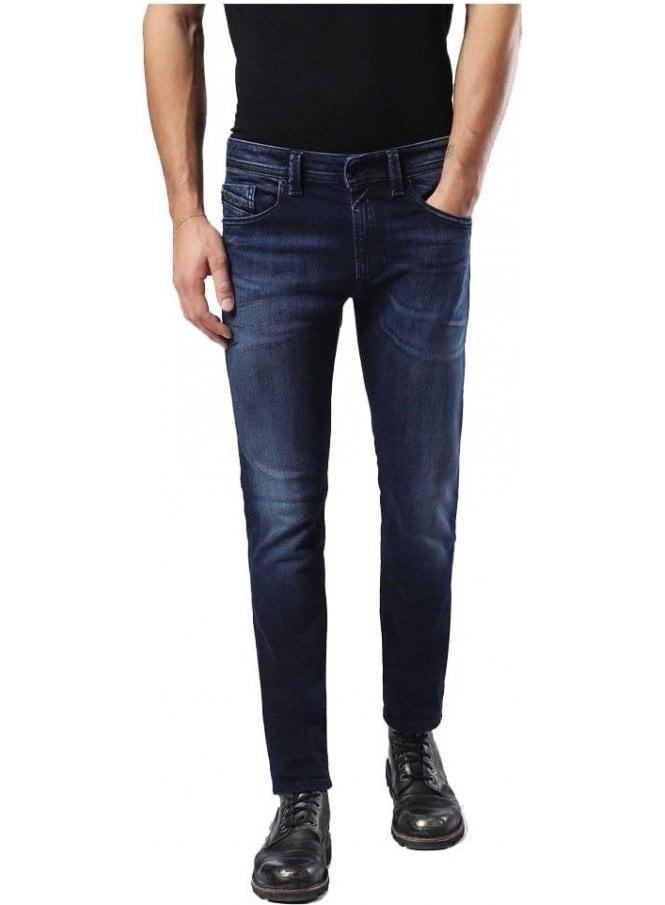 DIESEL Thommer Slim Skinny Fitting Denim Jean 84bv