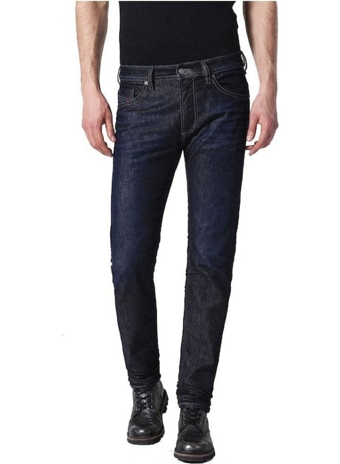 DIESEL Thommer Slim Skinny Fitting Denim Jean 84hn