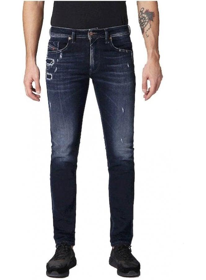 DIESEL Thommer Slim Skinny Fitting Denim Jean 84nf