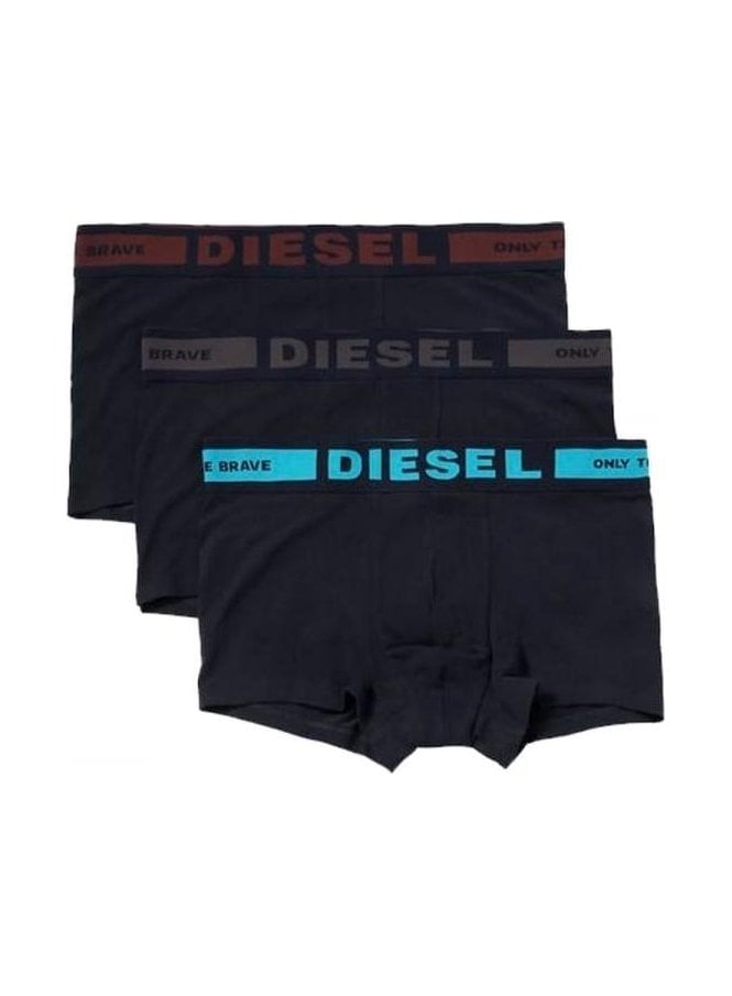 DIESEL Umbx-kory Three Pack Boxer Shorts Underwear 08