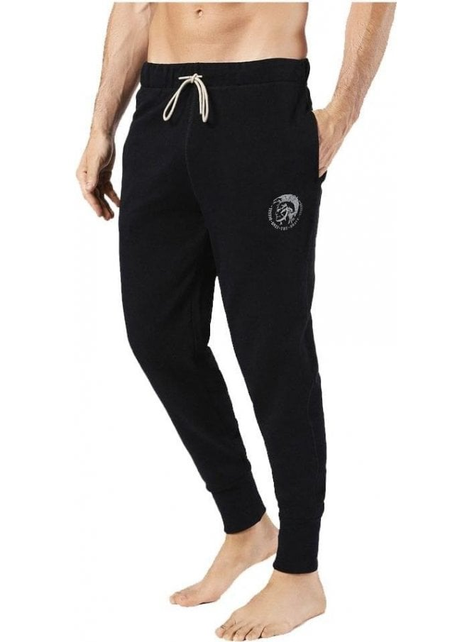 DIESEL Umlb-peter Trouser Jogging Bottom Sweatpant Black