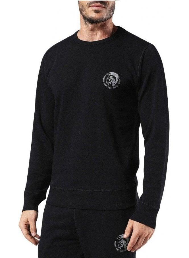 DIESEL UMLT-WILLY Sweater Black