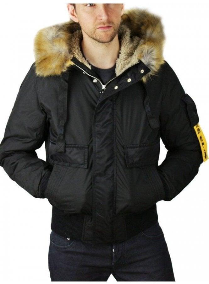 DIESEL W-Burke Parka Jacket