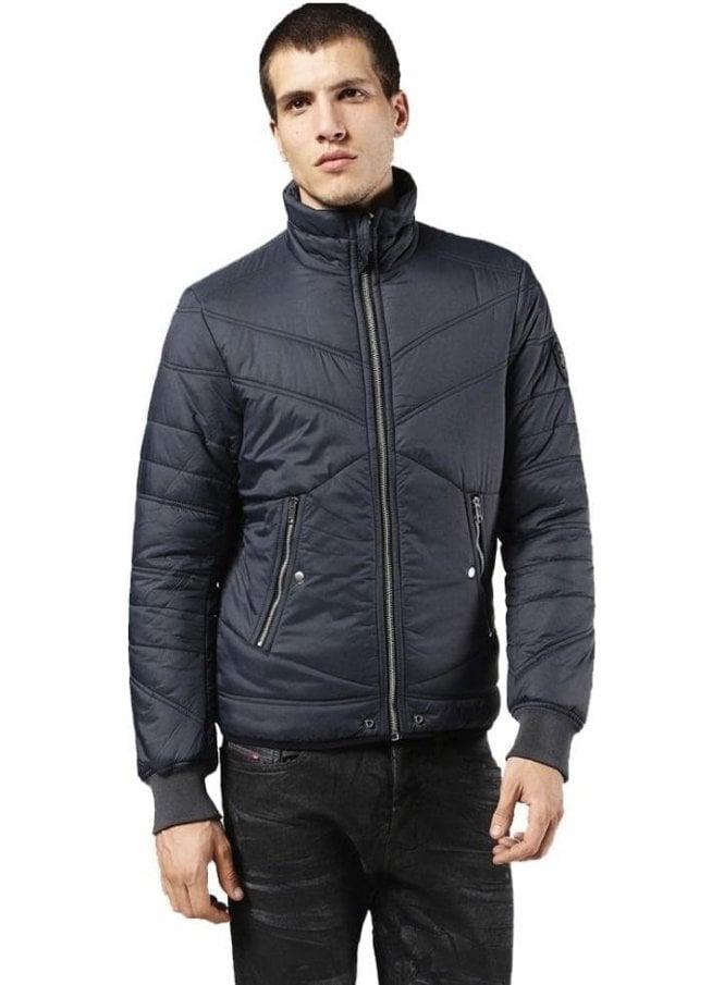 DIESEL W-generic Puffa Full Zip Jacket 92h