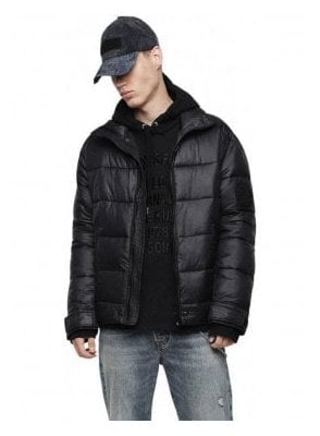 W-Smith-A-WH Winter Jacket Black