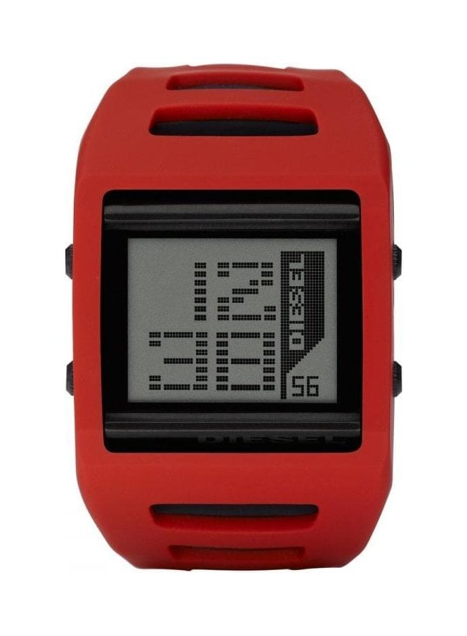 DIESEL Watch DZ7226 Silicone Digital Watch