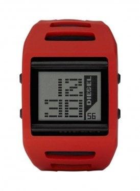 Diesel Watch DZ7226 Silicone Digital Watch