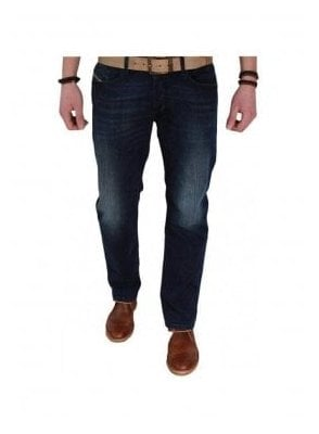 Waykee Denim Reg Tapered 814w
