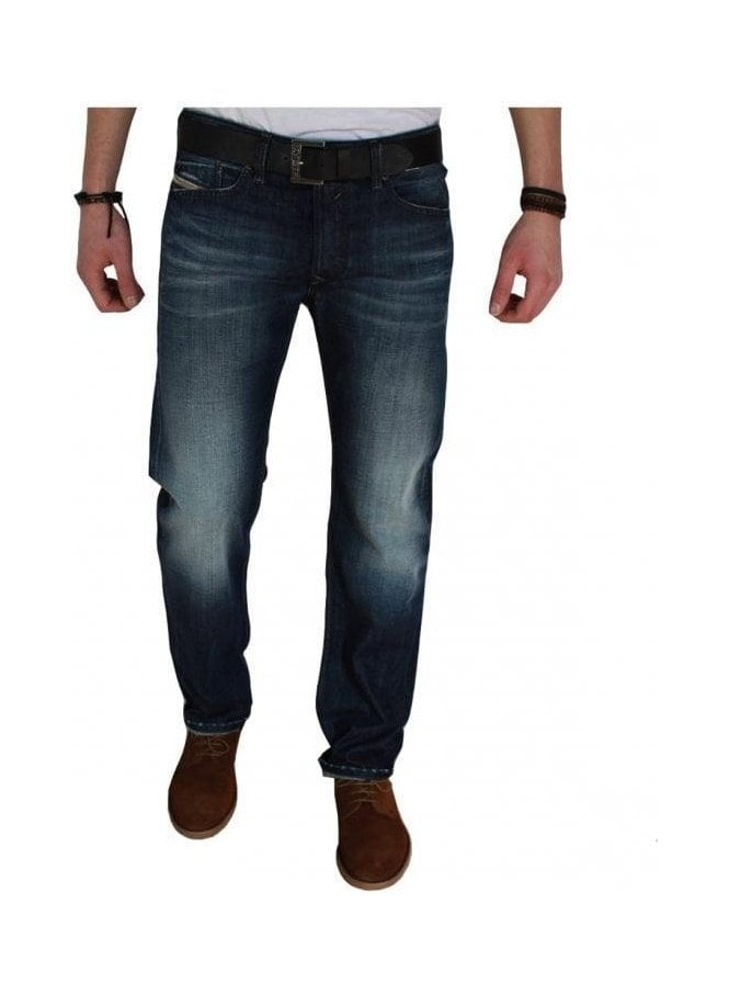 DIESEL Waykee Regular Straight Fit Jean 833n