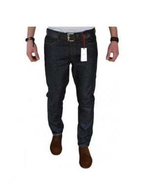 Stretch Skinny Jeans Raw Selvedge