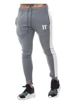 Poly Panel Track Pant Steel