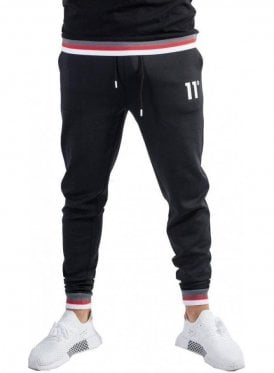 Poly Tricot Jogger Black