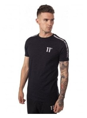 Reflective T-Shirt Black