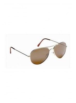 Aviator Sunglasses Bronze