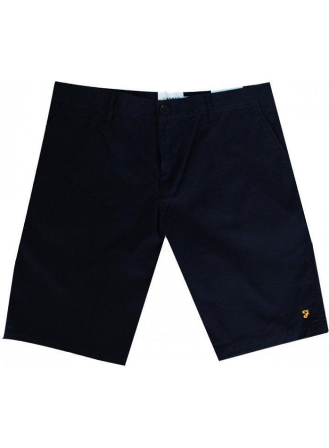 FARAH VINTAGE Berkley Twill Short Navy (spring & summer 15)