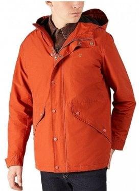 Brodie Jacket Rust