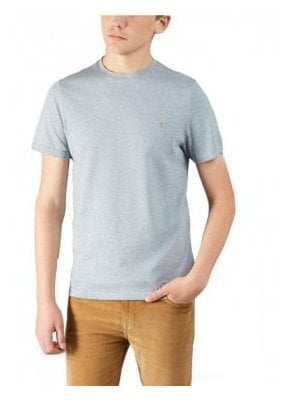 Denny Slim T-Shirt Shadow Marl