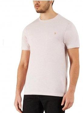 Denny Slim Tshirt Rose Marl