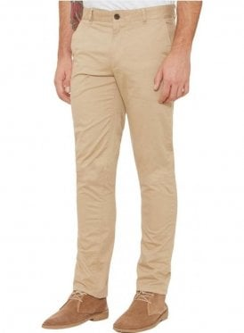 Elm Twill Chino Trouser Light Sand