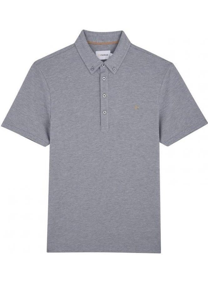 FARAH VINTAGE Merriweather Short Sleeve Polo