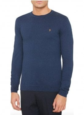 Stephens Long Sleeved Crew Neck Fine Knit Ju 998