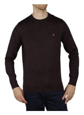 The Mullen Merino Wool Jumper