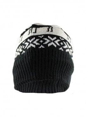 Fleece Lined Black Ski Hate