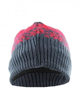 Fleece Lined Navy Ski Hat