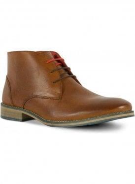 Logan Chukka Boots Tan