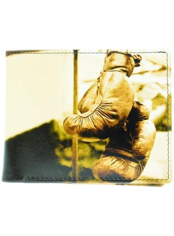GOLUNSKI Gents Boxing Wallet Black