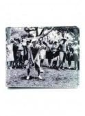 GOLUNSKI Vintage Golf Gents Notecase Wallet Black