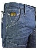 GSTAR Dimension Tapered Jean 50688