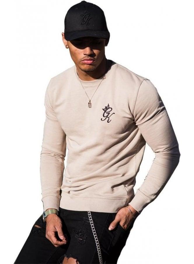 GYM KING Crew Neck Sweater Nomad