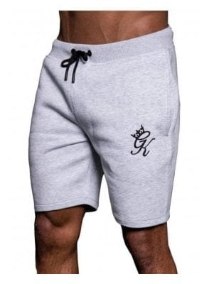Fleece Shorts Snow Marl